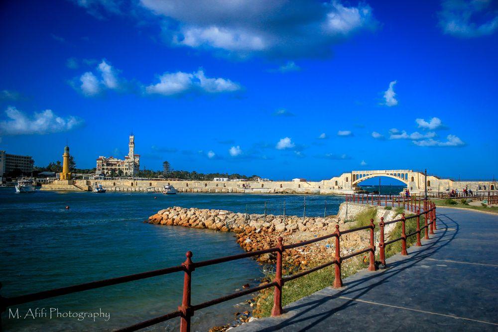 Alexandria1 by M. Afifi