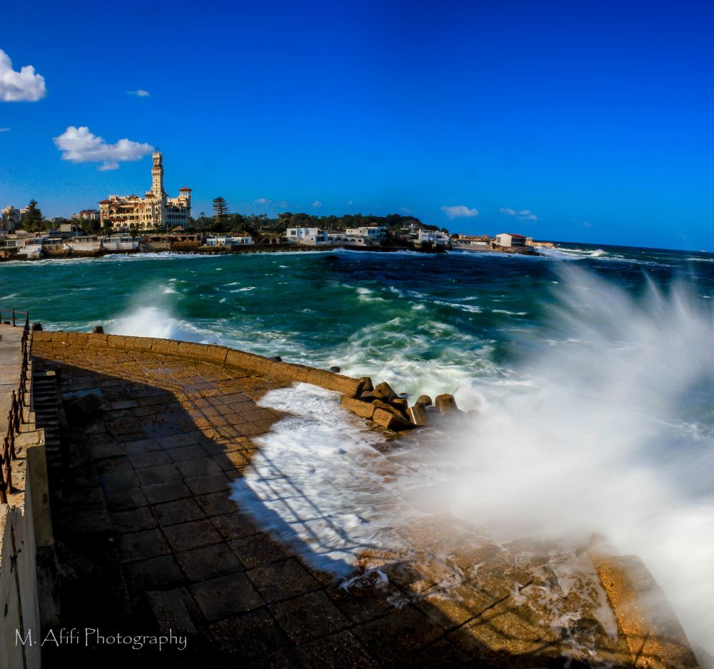 Alexandria 2 by M. Afifi