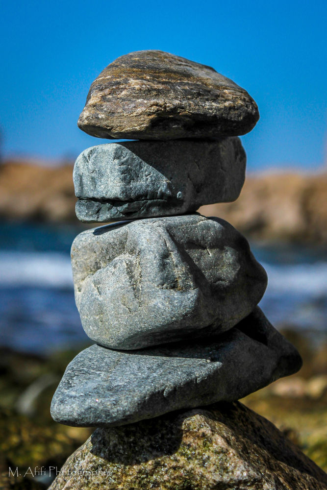 Balance by M. Afifi