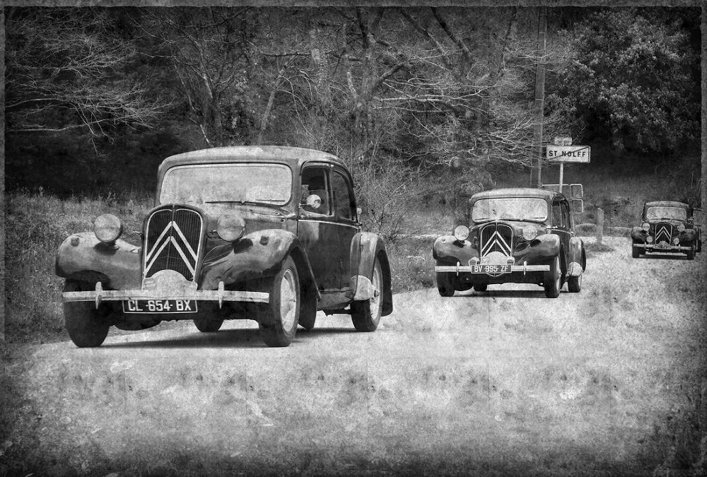 old cars by leotempo