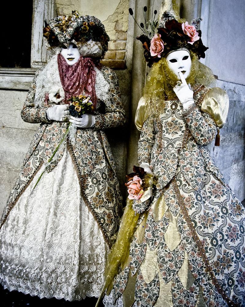 Carnival of Venice by Giorgia Caserio