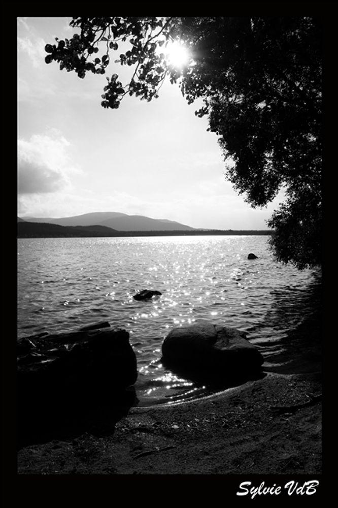 The Setting Sun by sylvievdbphotography