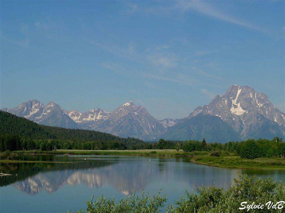 USA Grand Teton NP by sylvievdbphotography