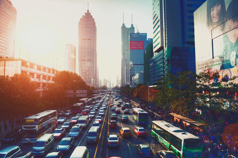 Shenzhen by MAXIMPRO