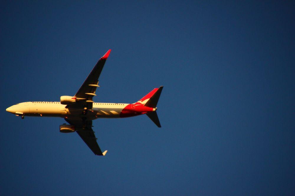 Imminent landing by Krishnan Vaitheeswaran