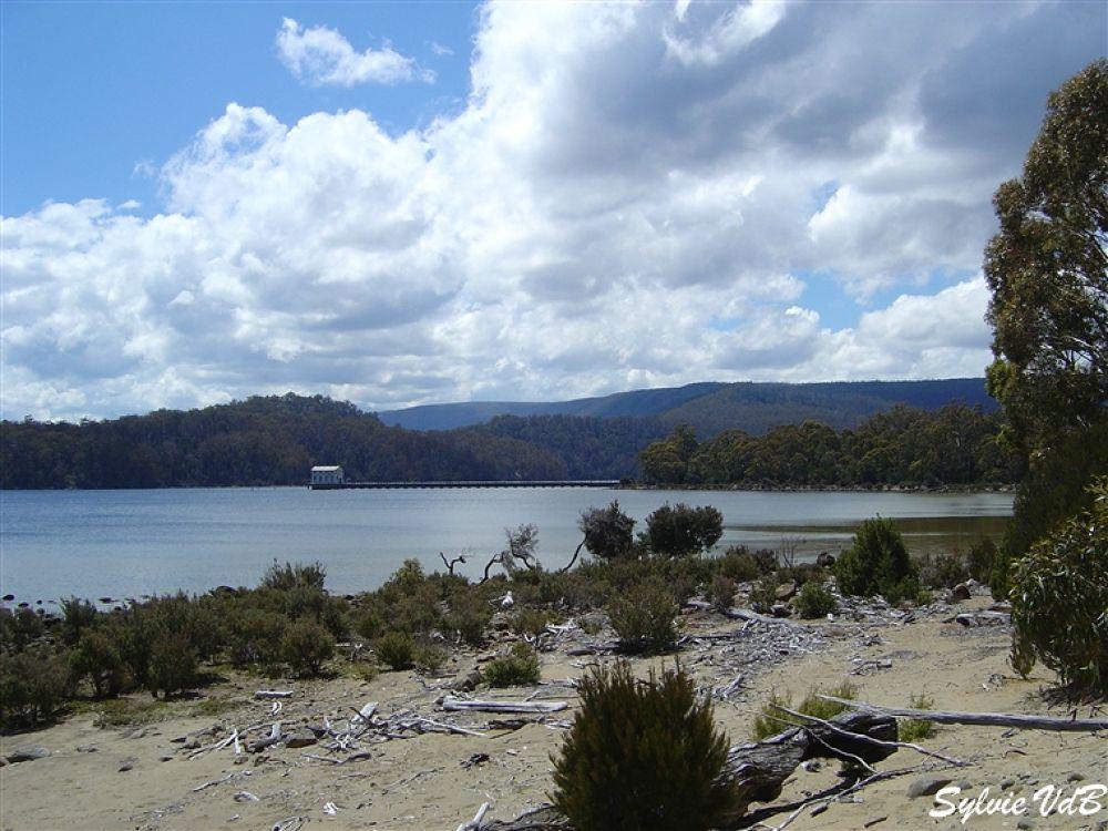 Australia Lake St Claire 5 Tasmania by sylvievdbphotography