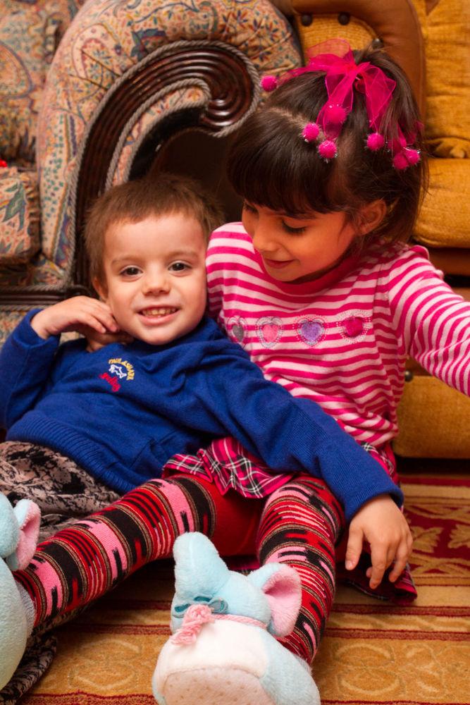 Cihan & Azra by fatihesen