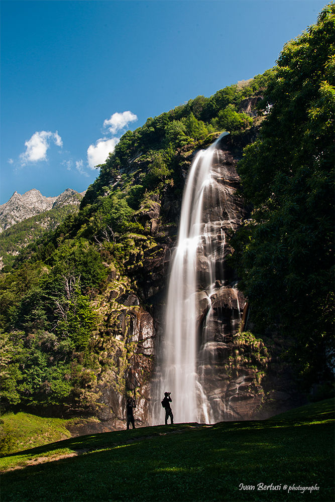 Waterfall by ivic