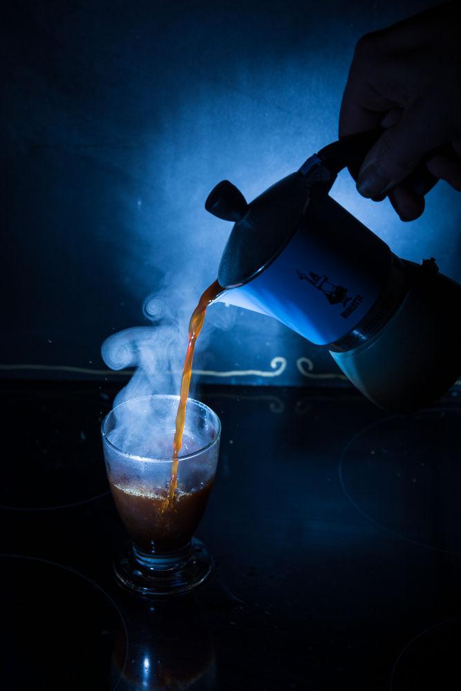 Coffee by Yann Cousin