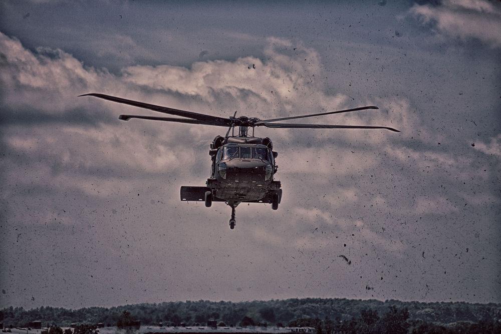 Black Hawk by Magnus Gudmundsson