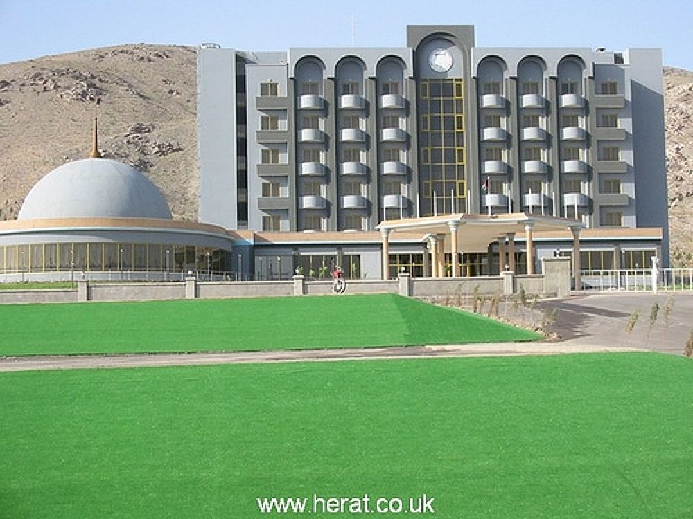 Herat_hotel by mussawi