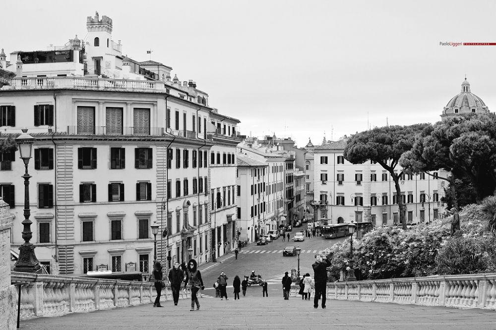 presso piazza venezia by Paolo Liggeri