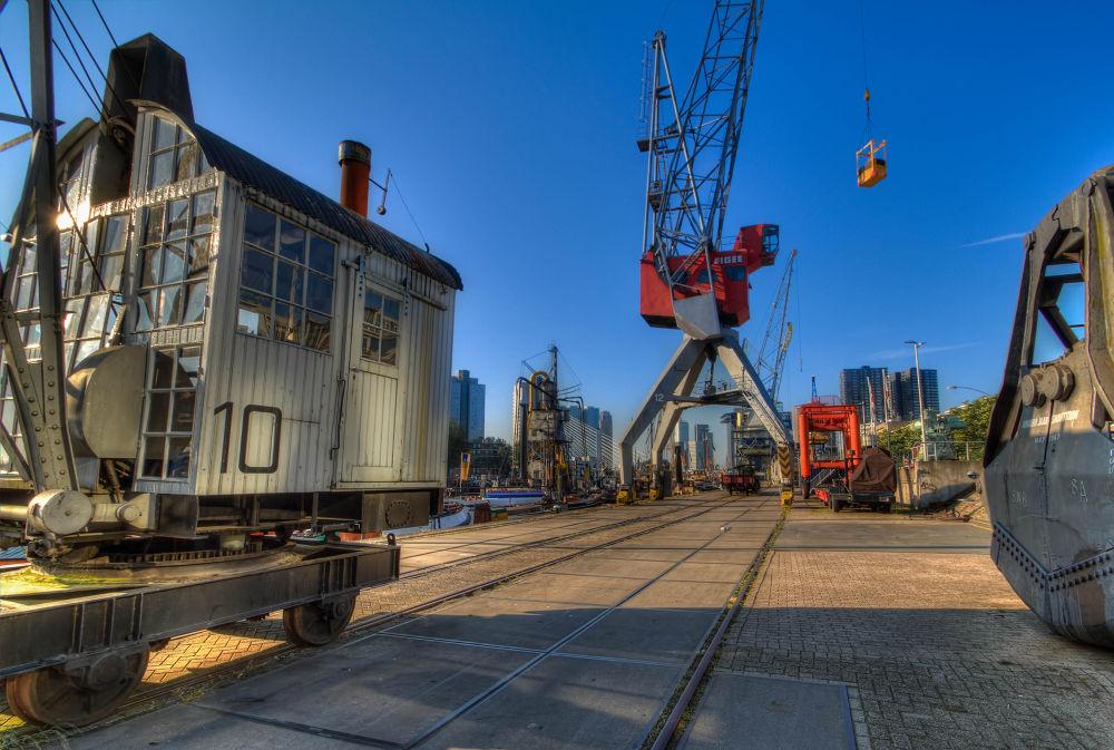 Rotterdam Maritime Museum by reneladenius