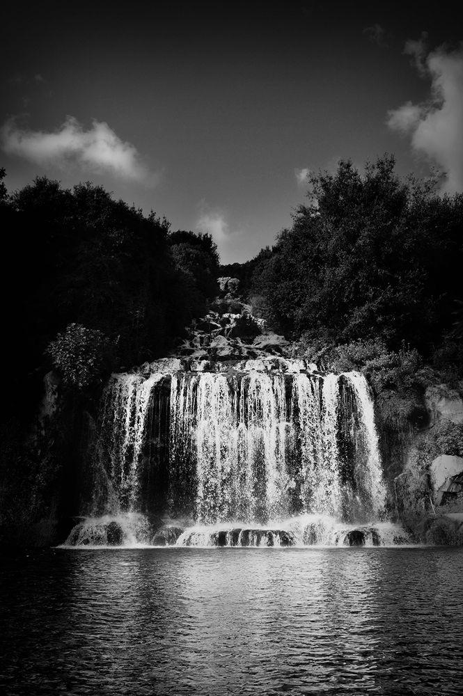 La cascata della Reggia di Caserta by Ascione Rosario