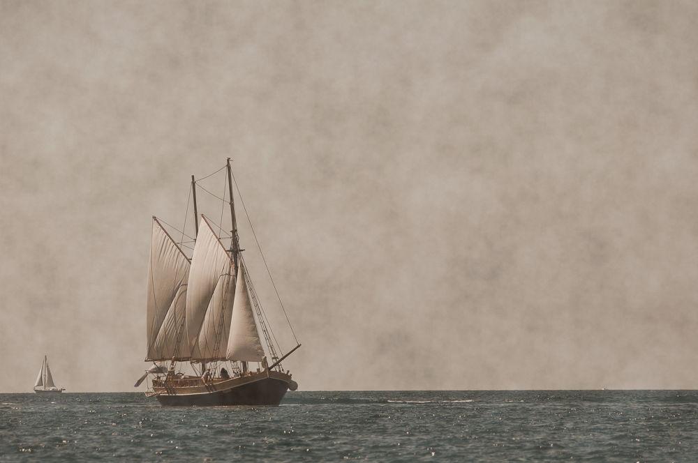 Adriatic Sea by Vlado Ferencic