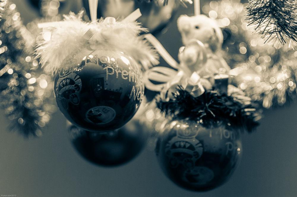 Carte de Joyeux Noël aux amis YouPic by photosdan