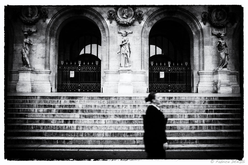 Projet P52BW13 - Week 46 : Stairs by Fabrice Denis Photography