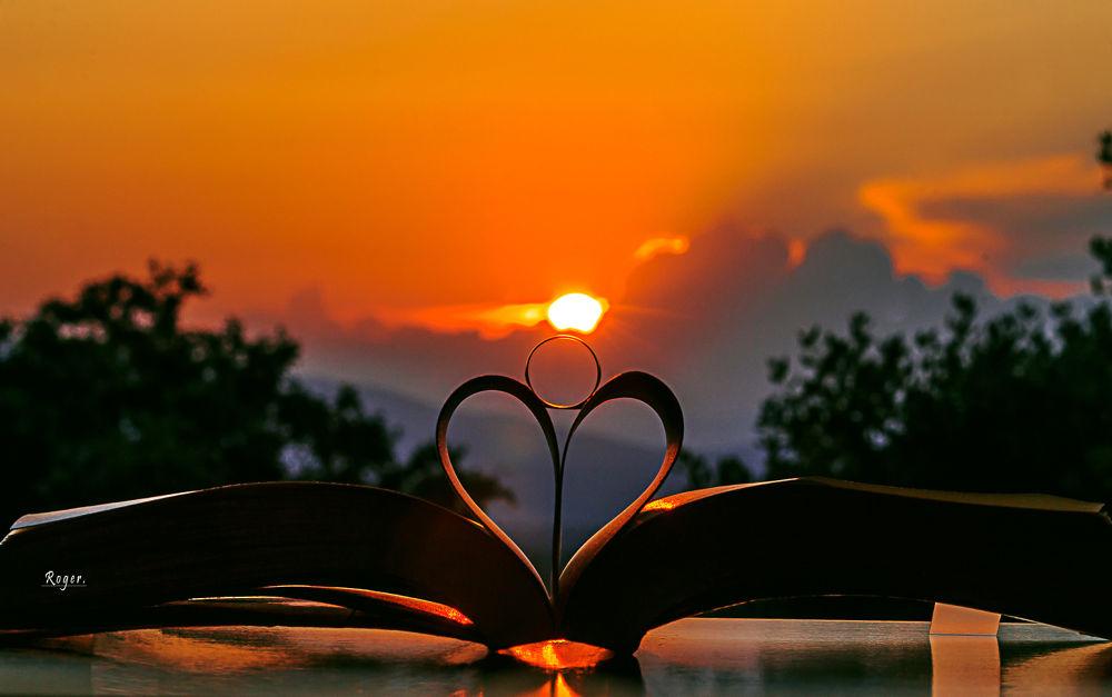 Amor a la lectura. by manuroger