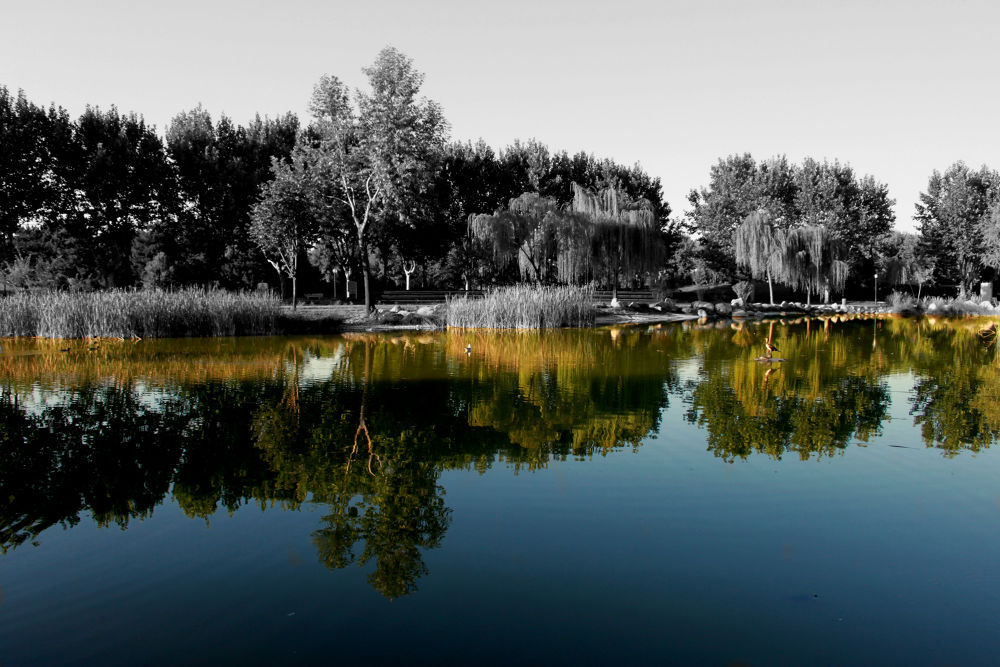 Colourfull Lake by serhan_ss