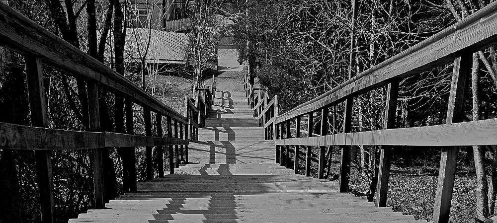 Stairs by SakariPartio