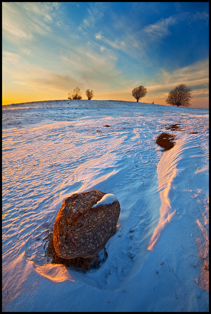 sunset perspective by zsoltandrasszabo