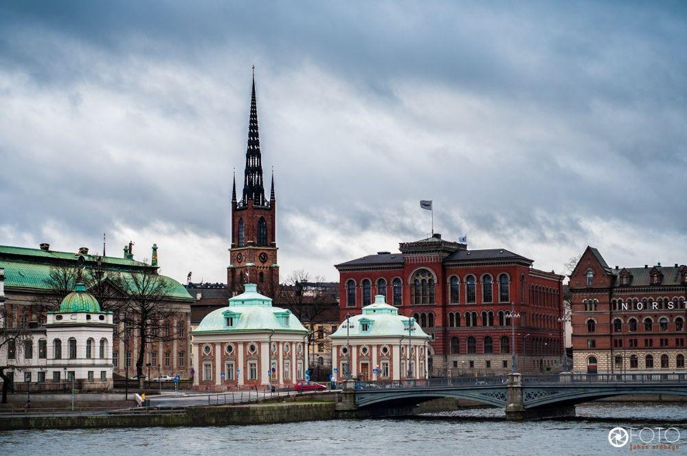 Stockholm by johanerdhage