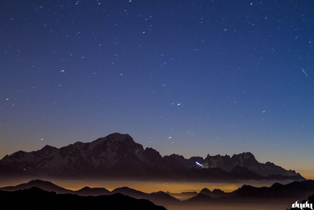 Mont Blanc by DuDu2300