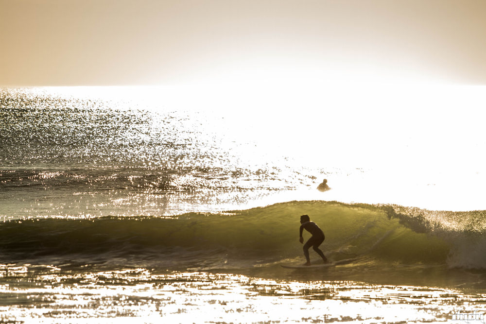 sunset surf by DuDu2300