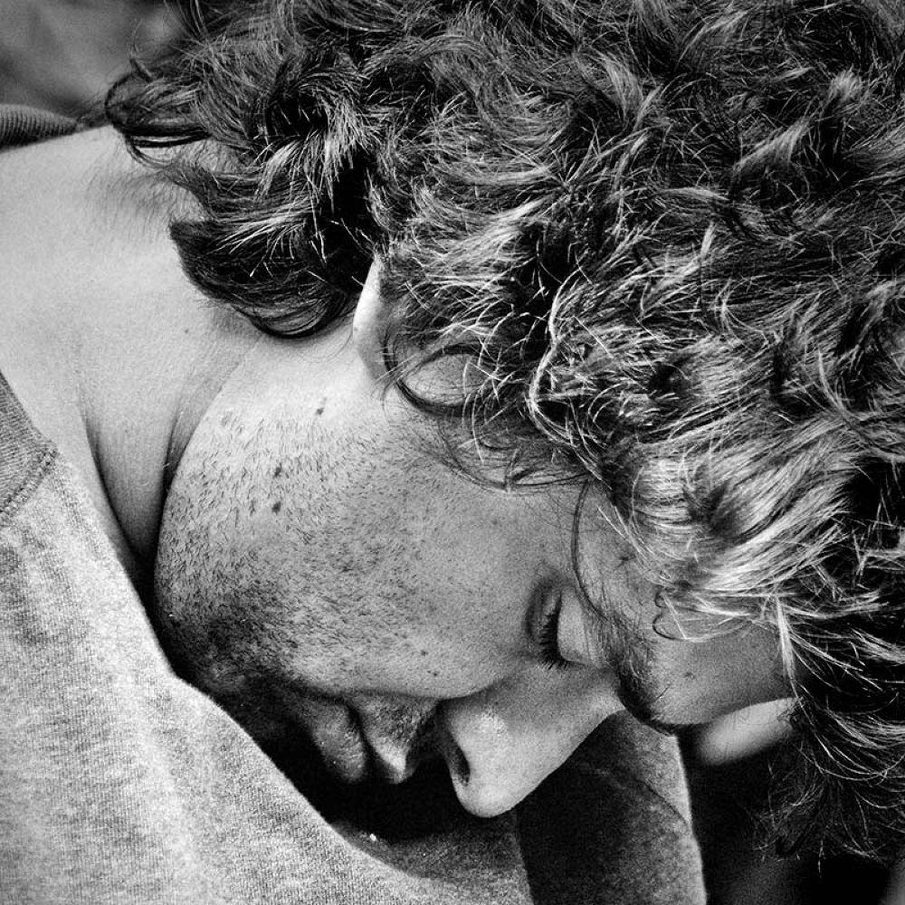 Sleeping by CorH