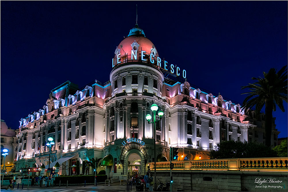 Le Negresco ... by Zoran Dujić - LightHunter