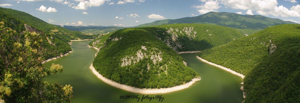 River Vrbas by Nataly Foto
