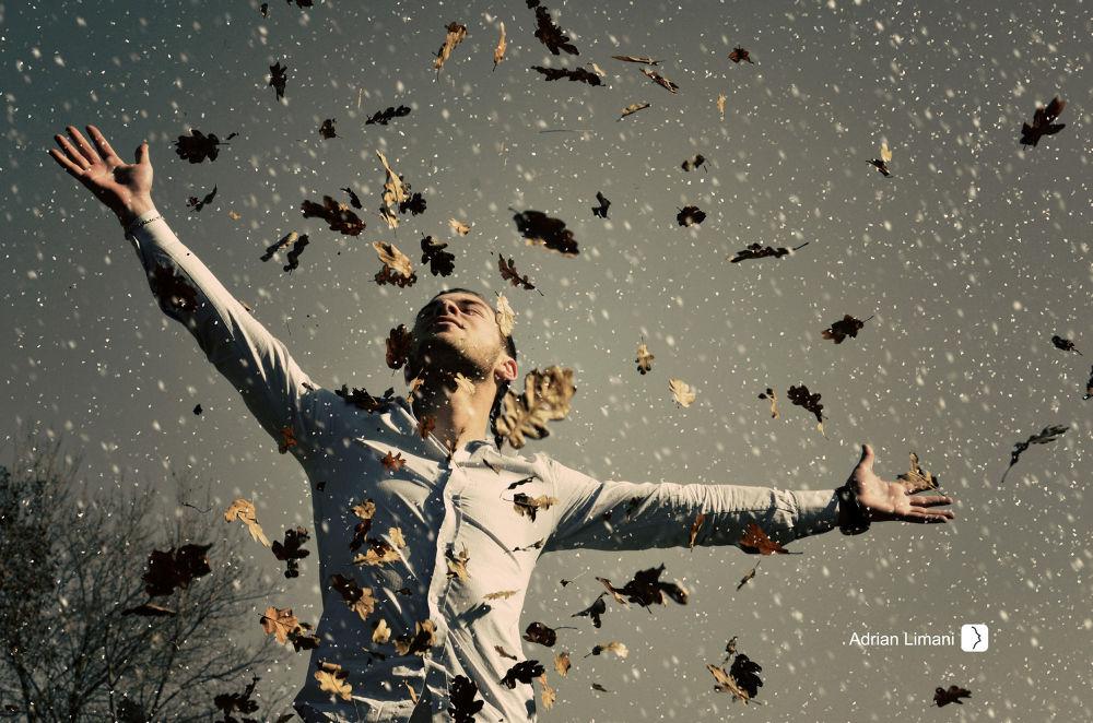 Feeling freedom by Adrian Limani