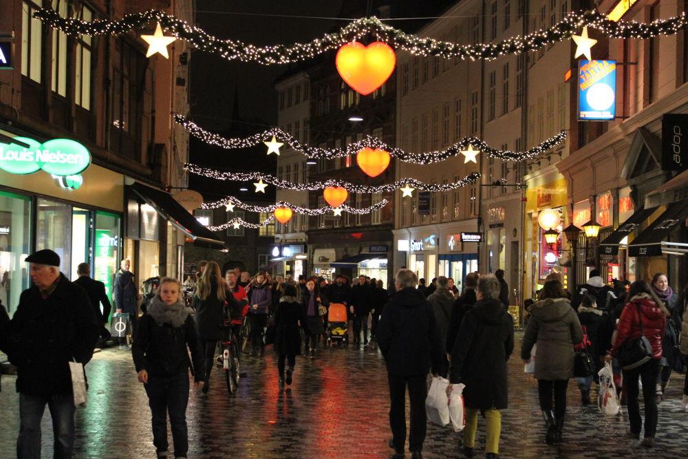 Christmas Night in Copenhagen-2013 by Farmehr