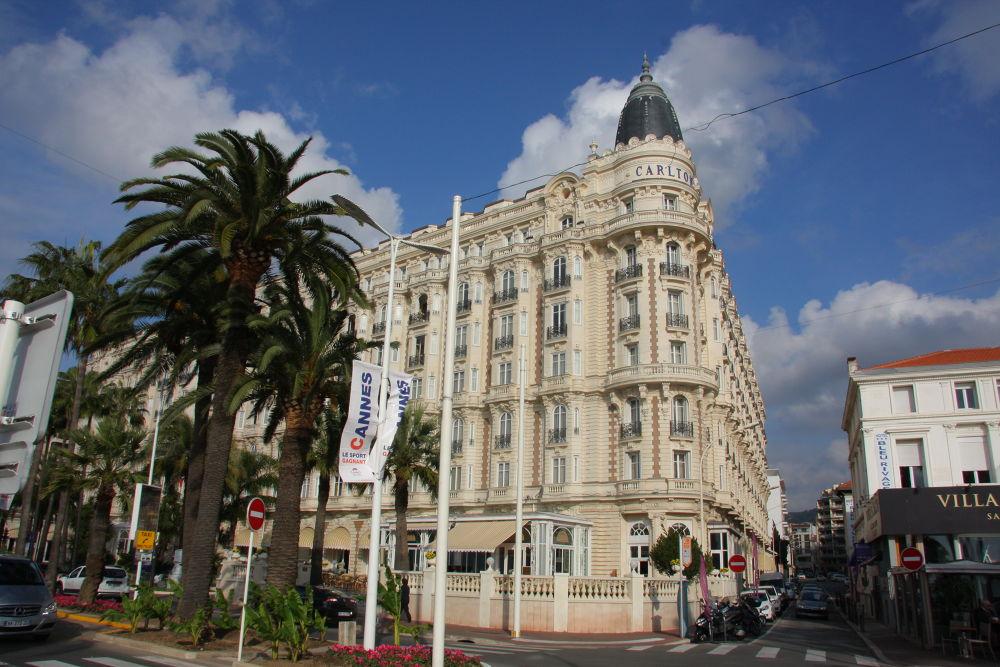 Hotel Carlton, Cannes by Atila_Yumusakkaya