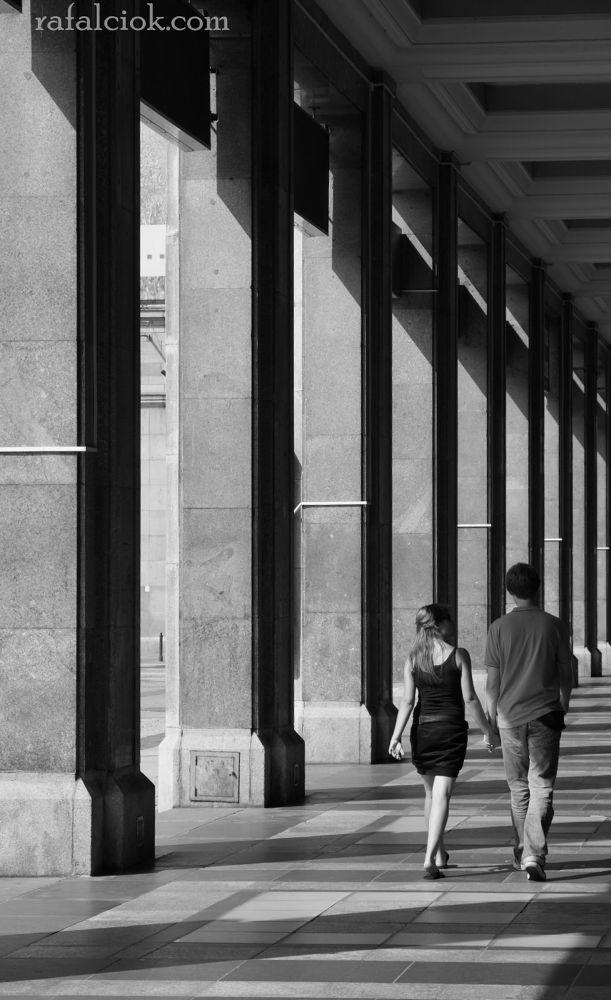 A walk by Rafał Ciok
