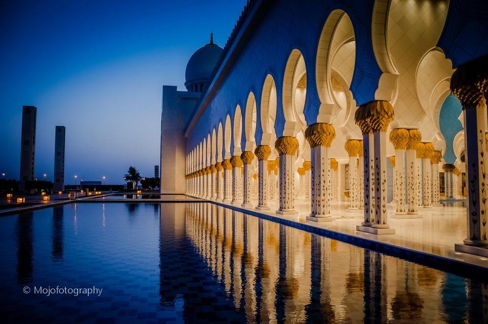 Beauty of Abu Dhabi ! by Mojo