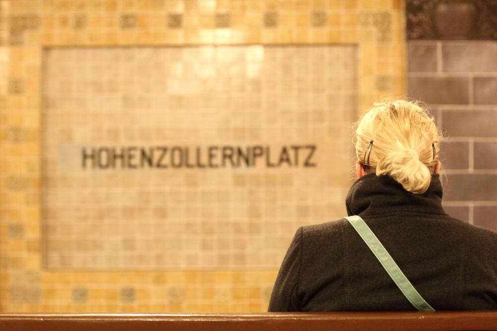 Hohenzollernplatz by Ralf Muhl