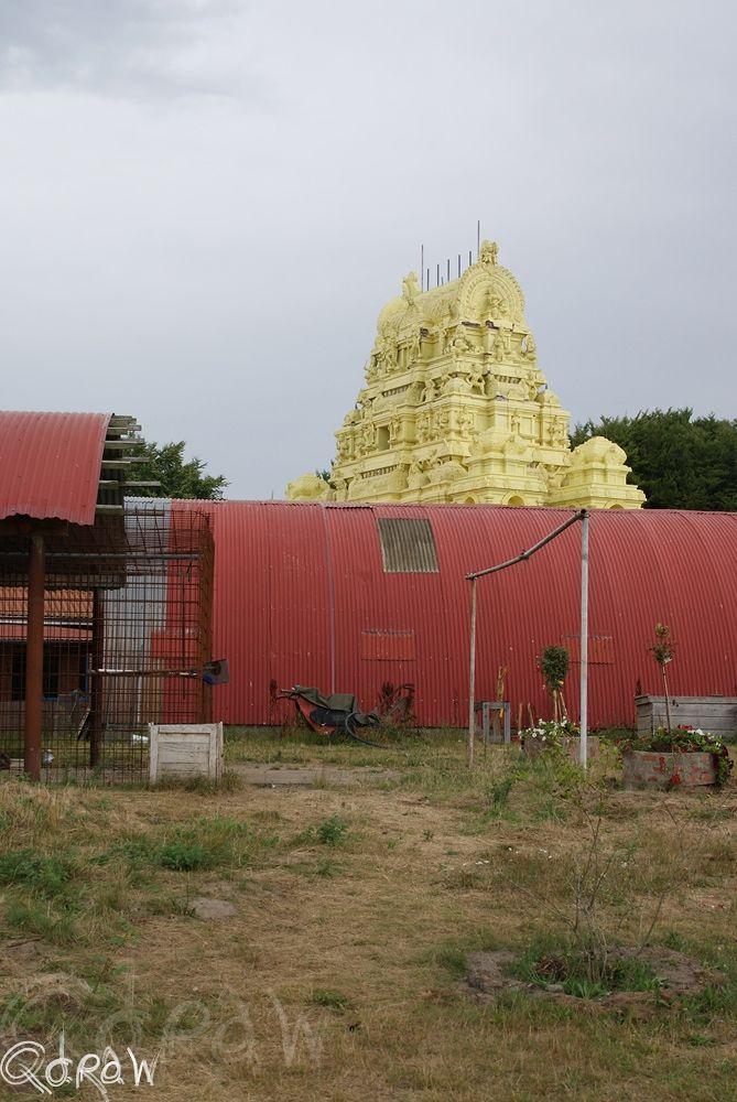 Naam: Sri Abirami Amman Temple, Hindi temple by qdraw