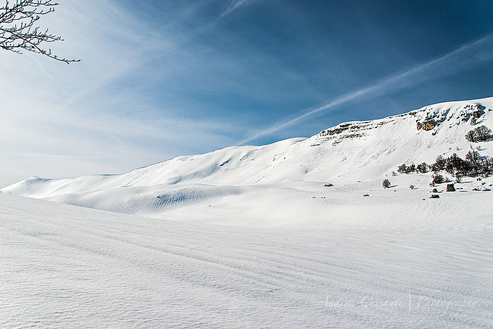 White Apennines by andreacrisanti