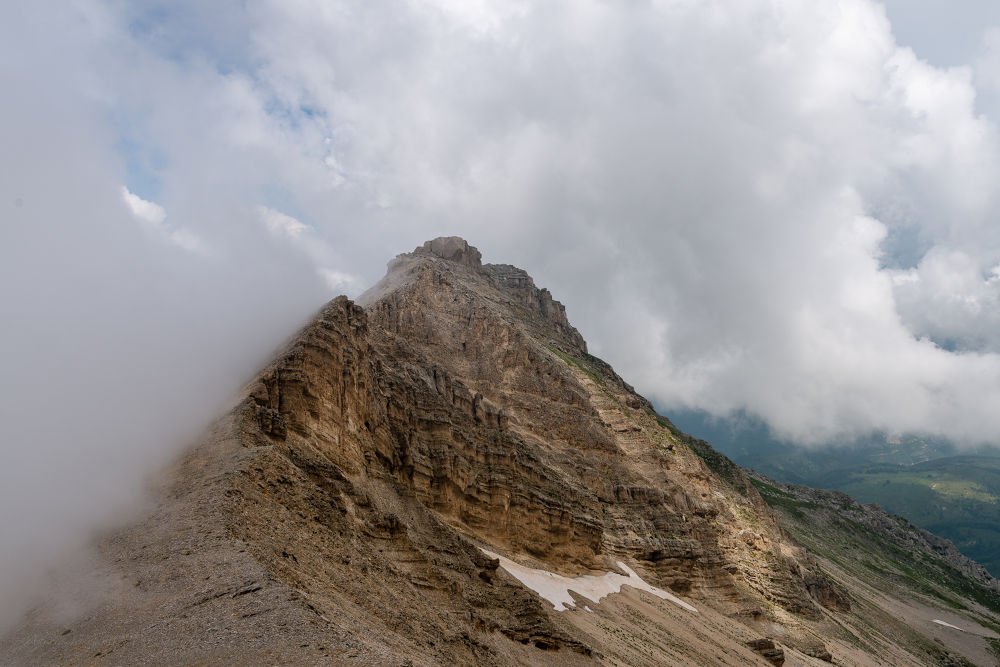 Rocks and Clouds by andreacrisanti