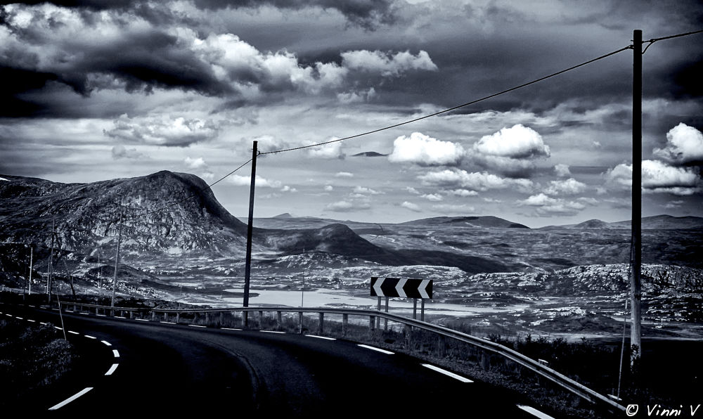 Scenic Route by Vinni V