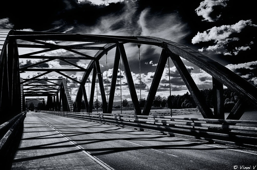 To Know Which Bridge to Cross & Which to Burn by Vinni V