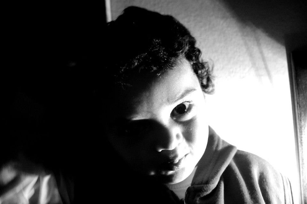 Photo in Black and White