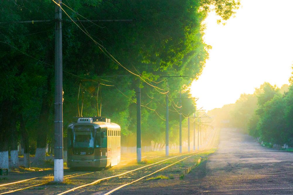 First train by alekseytudakov