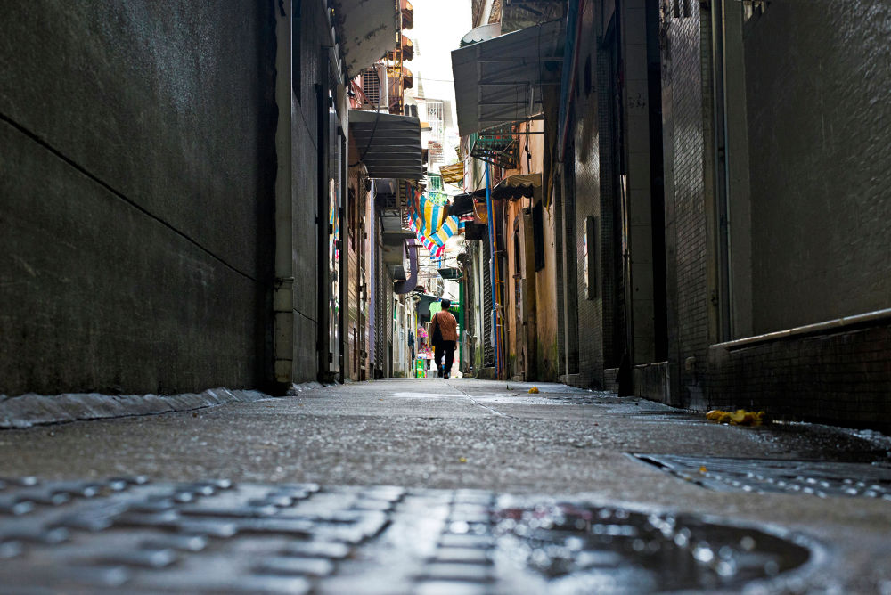 Alley by nailsoon_c