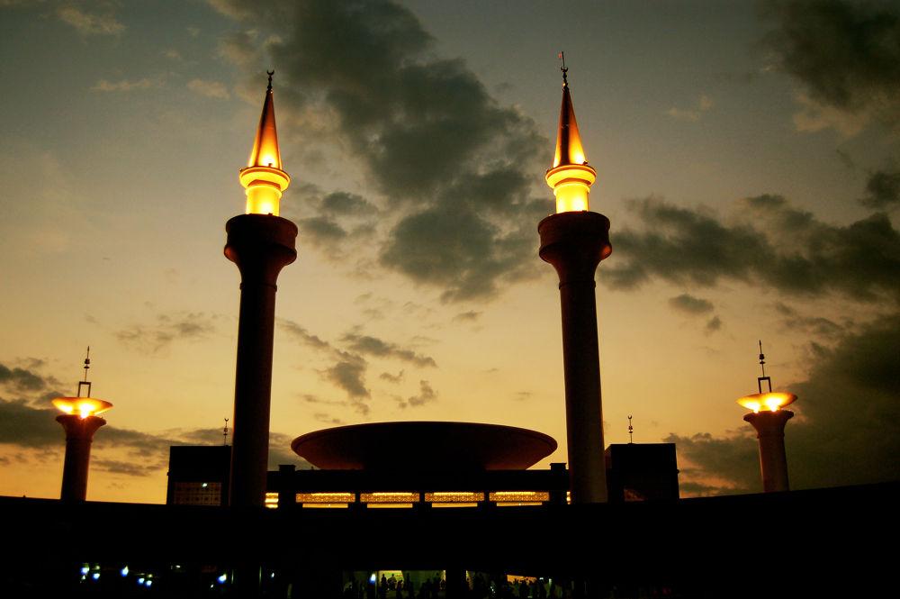 Islamic center by Nadi