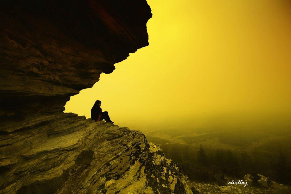 yalnızlık... by AliAltay