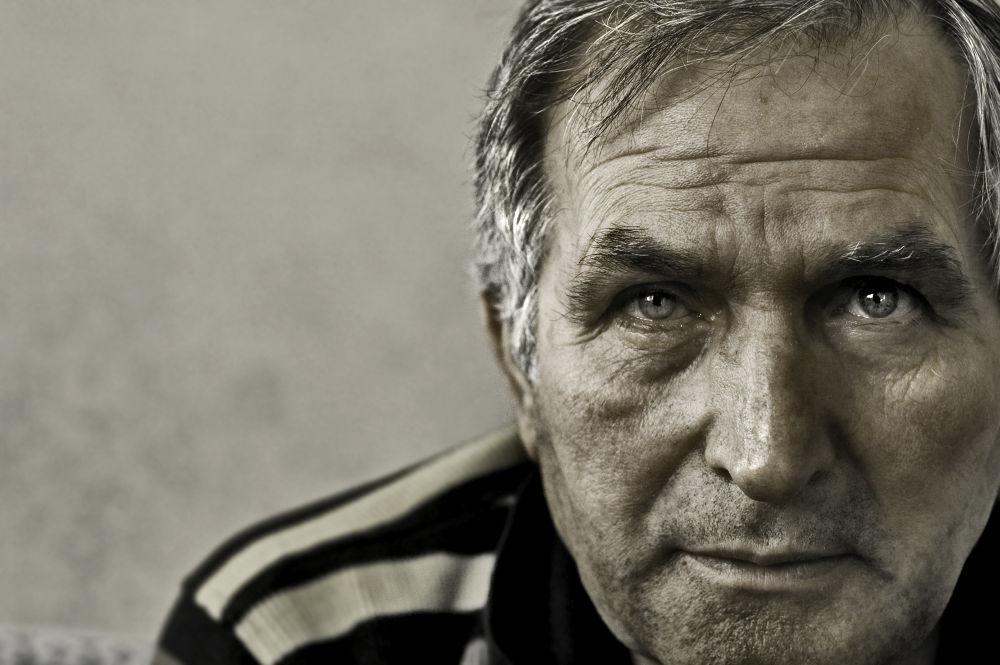 father by Aydın Tunçer Gonejko