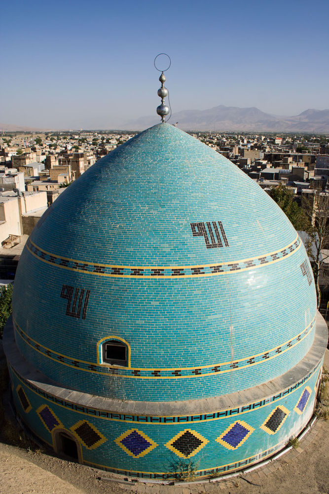 Borujerd mosque by Majid