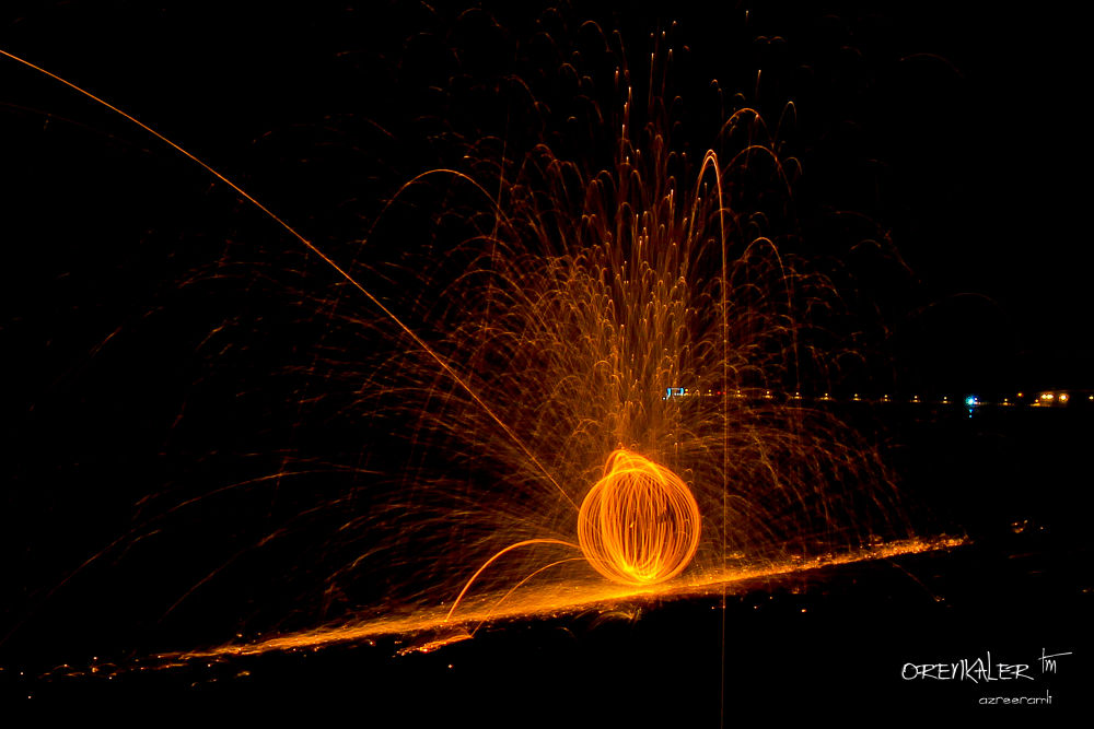 Light Ball by orenkaler